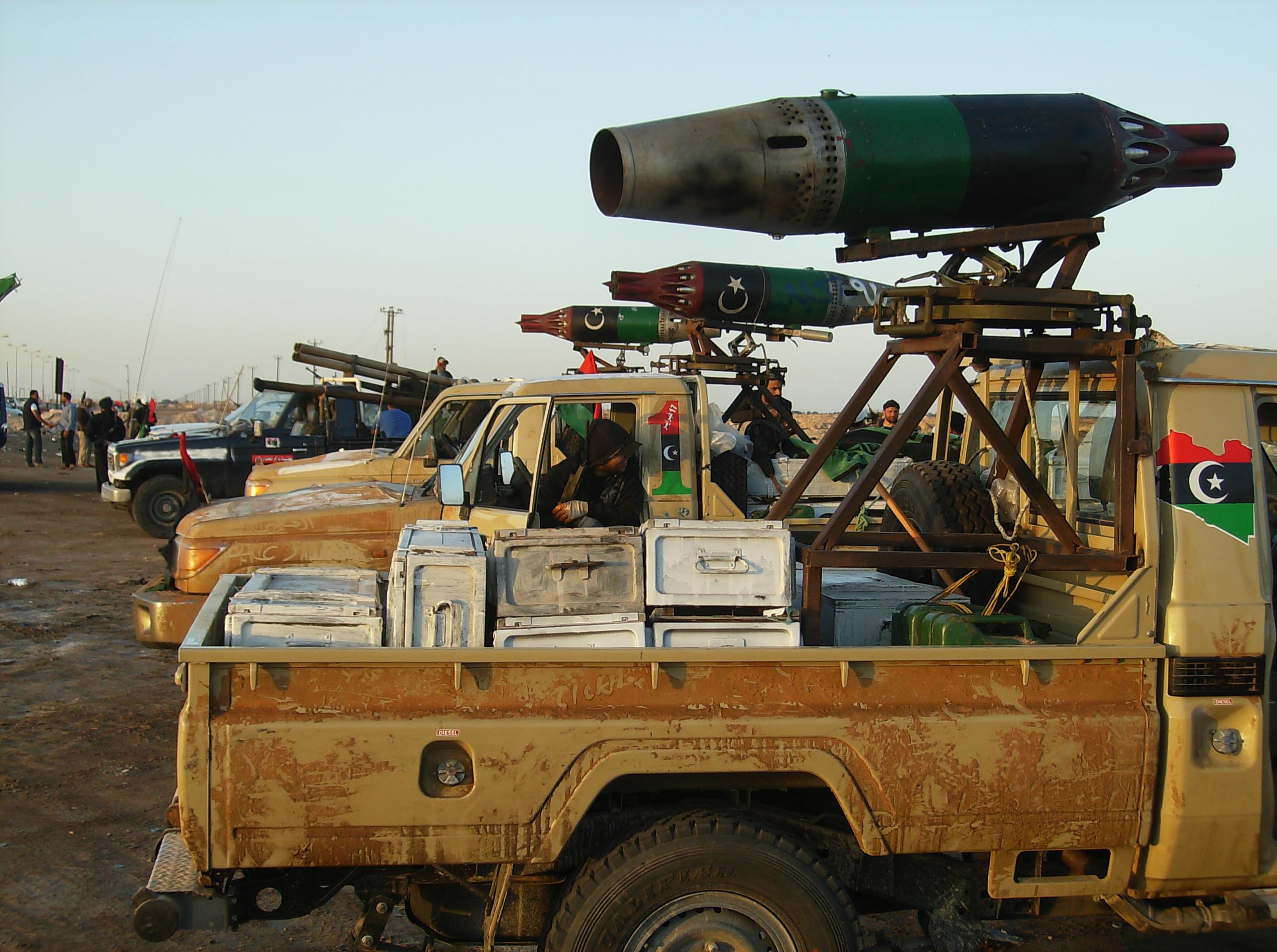 τακτικός στρατός του συμβουλίου της Βεγγάζης