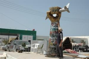 Dans la base d'une katiba à Misrata